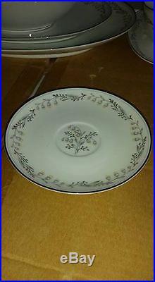 Noritake China Natalie 5815 Set 86 pieces