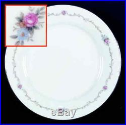 Noritake China Pattern #6430 Winthrop Set for12 with 4 Serving Pieces