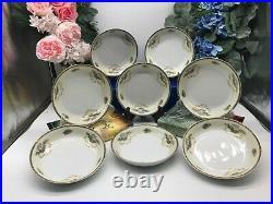Noritake China ROMANCE Set 42 Piece Set B+B/Salad/Dinner/Soup/C & S/Berry Bowl
