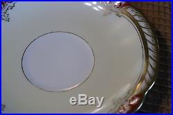 Noritake China RUBIGOLD 89501 Japan 32 Pc Set 8 Pc Plc Set Serv for 4