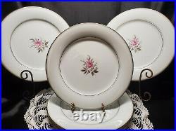 Noritake China Roanne #5794 Dinnerware & Hostess Serving Set 14 Pieces