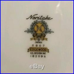 Noritake China Set 5807 Edgewood set