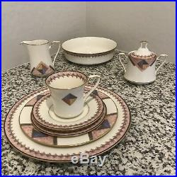 Noritake China Set For 8 (1989) + Extras