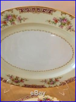 Noritake China Set, Made In Occupied Japan, Service For 8 + Serving Pcs Unused
