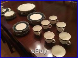 Noritake China Set Service For 8
