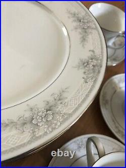 Noritake China Sweet Leilani #3482 Twelve Place Settings