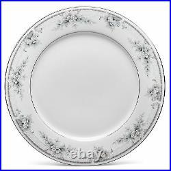 Noritake China Sweet Leilani Dinner Plates, Set of 4