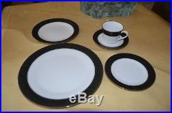Noritake China set Mirano Pattern 29 pcs service for 6 minus 1 dinner plate