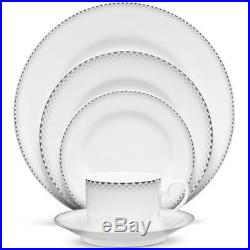 Noritake City Dawn China 60Pc Set, Service for 12