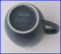 Noritake Colorwave Blue Coupe 32Pc Dinnerware Set, Service for 8 FREE SHIPPING