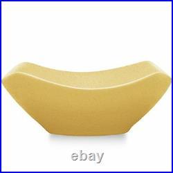Noritake Colorwave Mustard Square Bowl Set Of 2
