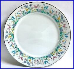 Noritake Dinner Service/Set Spring Garden 8 Person Dinner Plates Bowls