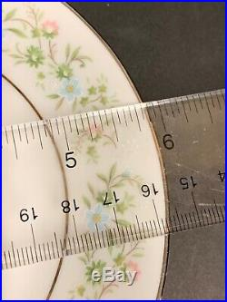 Noritake Dinner Set Placement For 8 Japan 2031 Savannah 40 Pieces Fine China