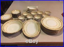 Noritake Elvira China 35 piece set
