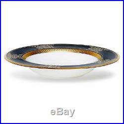 Noritake Evening Majesty Soup Bowls, Set of 4