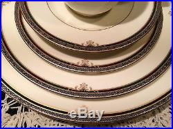 Noritake Fine China 4730 LADY QUENTIN 5 pc place setting several available used