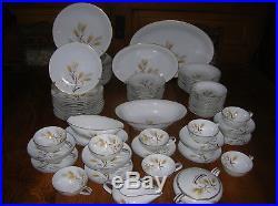 Noritake Fine China Japan #5414 WHEATON Dishes 84pc Set