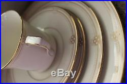 Noritake Fine China Satin Gown 5 Piece Place Settingpreowned And Clean