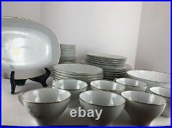 Noritake Fine China set vintage 6341 Oriental With Extras. Nice