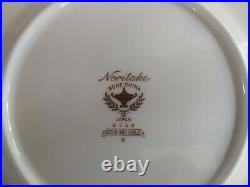 Noritake Gold & Sable China 6 5-piece Place Settings All with Tags 30 Pieces Total