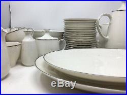 Noritake Ivory China Lorelei Japan 7541 Large Tea Set