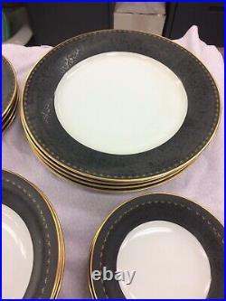 Noritake Japan Benedicta 6976 China 31 Piece Set Vintage Great Condition