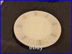 Noritake Japan Isabella 6531 China 12 Place 82 Piece Dinner Set Vintage EUC Fab