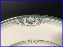 Noritake LYNDENWOOD China Four 5 Piece Place Settings Excellent