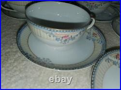 Noritake -M-Dinner Set Made In Occupied Japan China Set Great Cond- 85 pieces