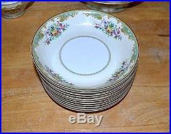Noritake M Gordona China Dinnerware Set N10