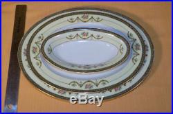 Noritake Marigold fine china set 78 pieces Service for 9 casserole & cream soups