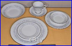 Noritake Marywood fine china set 95 pieces! Service for 10 plus serving pieces