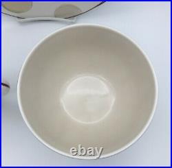 Noritake Mocha Java 4 Place Settings 16 Pieces Dinner Salad Mug Bowl Nice China