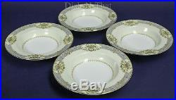 Noritake Mystery china 25 Piece formal dinnerware set antique made in JAPAN 1930