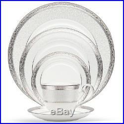 Noritake Odessa Platinum 20Pc China Set, Service for 4