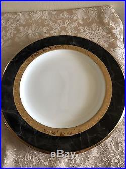 Noritake Opulence 9799 China Serves 8 /40pcs & Platter Elegant Set