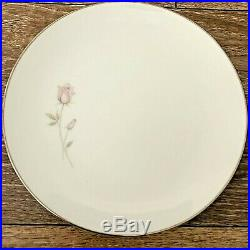 Noritake Pasadena 6311 China Set 52 Pieces Pink Rose Made In Japan Vintage 1970