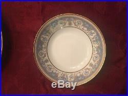 Noritake Polonaise vintage china Set service for 12 (91 pieces) Style #2045