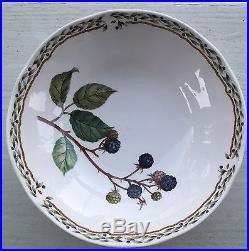 Noritake Primachina China ROYAL ORCHARD Set of 5 Fruit / Dessert / Sauce Bowls