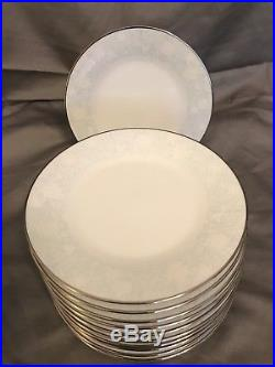 Noritake Ravel 2213 China Set 60 pieces with boxes MINT condition