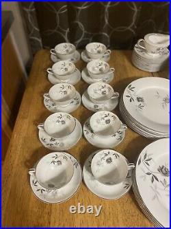 Noritake Rosamor 5851 Full 10 Piece China Set