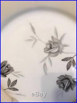 Noritake Rosamor fine china set 12 serving sets plus platters and serving pieces