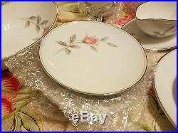Noritake Rosemarie 6044 China Hostess Set Tea