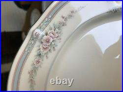 Noritake Rothschild 7293 6-Setting of 5 pieces of China Mint Ivory Make Offer