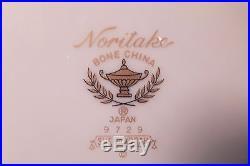 Noritake SHENANDOAH 20-Piece China Dinner Set (Full Service for 4), EXCELLENT