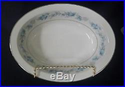 Noritake SPLENDOR 48 Piece Bone China Plate/bowl/platter Dish Set #7235
