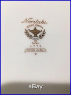 Noritake Silver Palace China 4773 (8) 5-Piece Place Setting $90 ea 5-pc setting