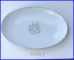 Noritake Taryn Vintage Pattern Set Sugar Creamer Platter 37 Items fine china