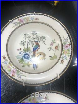 Noritake Vintage China Set Of 8 Pieces In Beautiful Condition