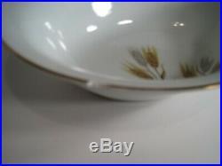 Noritake Vintage Fine China Large Set Golden Wheat Japan #5414 WHEATON 74pcs